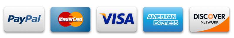 Credit Card Logos for Online Payments