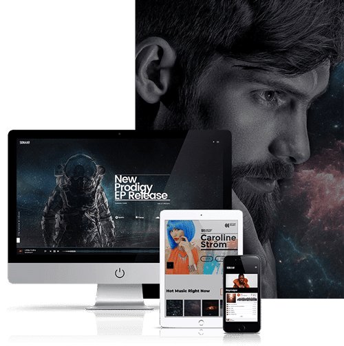 Music WordPress Theme Collections