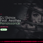 Soundrise - Best WordPress Themes for Record Labels
