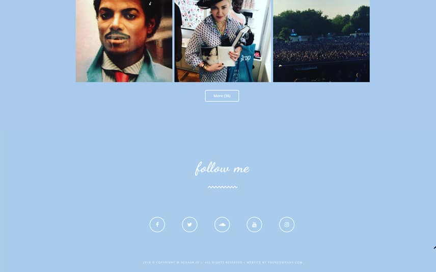 Best Music WordPress Theme for Musician