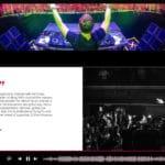 DJ Festival WordPress Theme