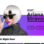 Best Record Label WordPress Theme