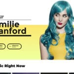Best Record Label WordPress Template