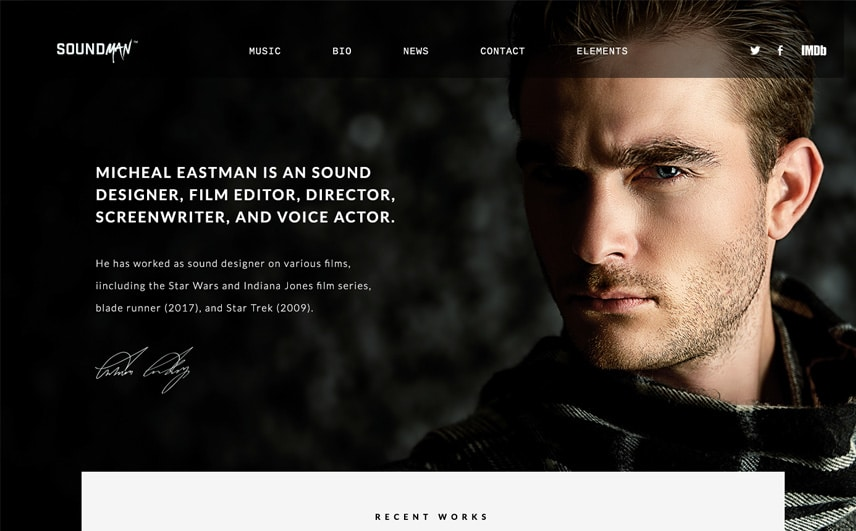 Best Music Composer WordPress