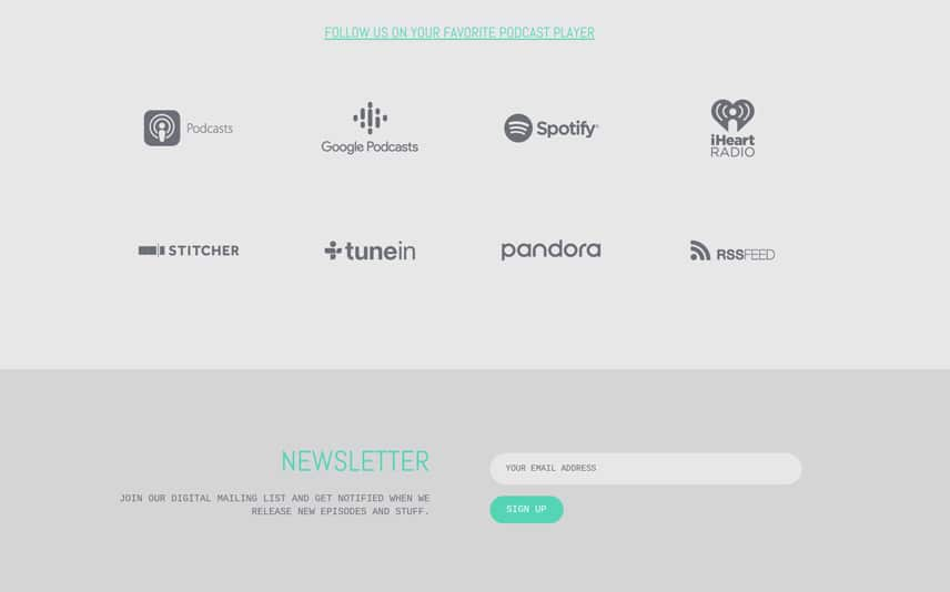 SpeakerPress WordPress Theme for Podcasters